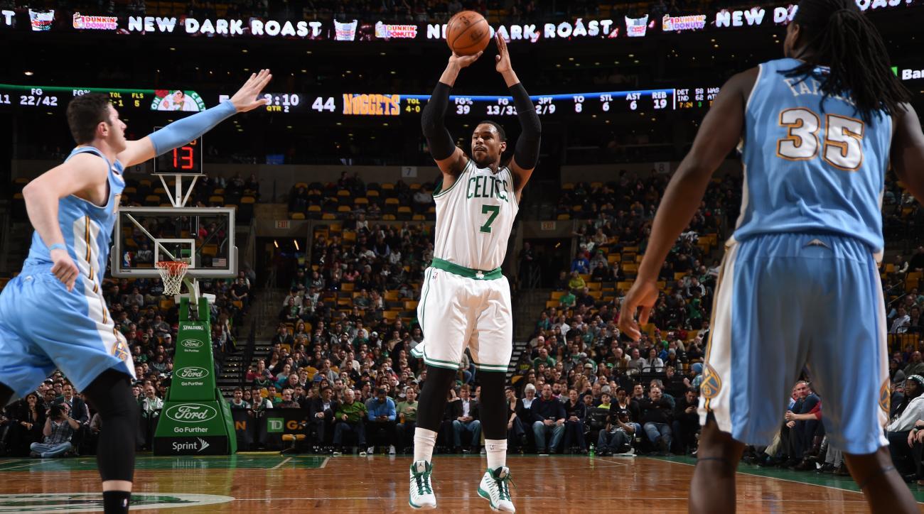 Celtics bench Steve Urkel