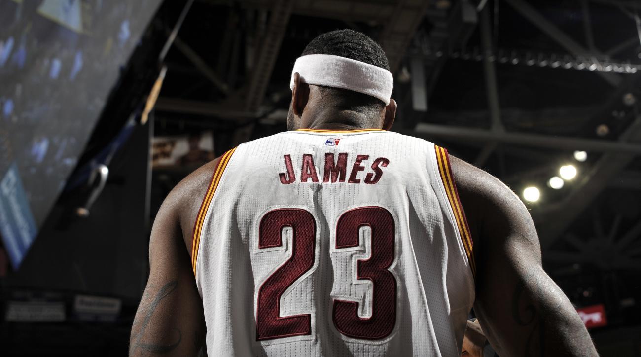LeBron James fantasy basketball picks