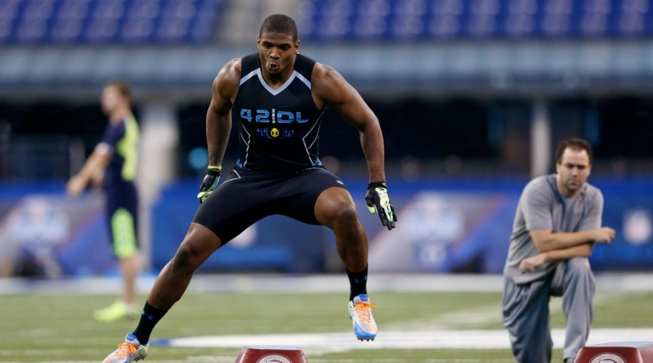 Michael Sam's former rep sent Dr. Seuss inspired rejection letter to press