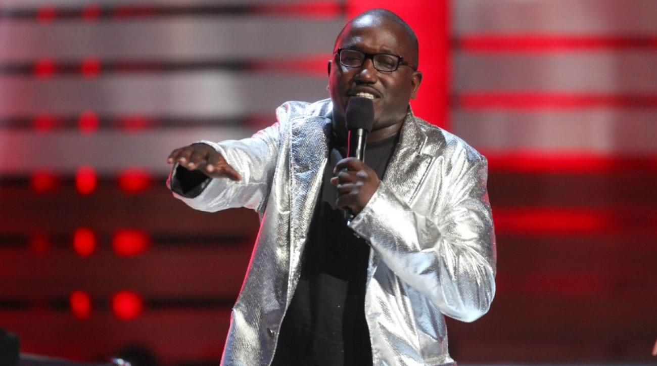 Comedian Hannibal Buress says he was snubbed from Celeb All-Star Game