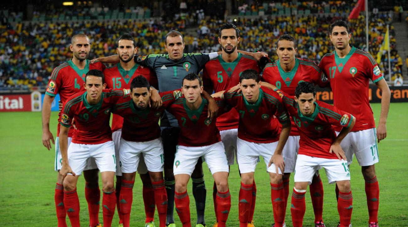 Morocco African Cup