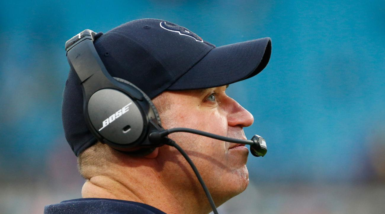 Bill O'Brien expects Texans QB competition this season