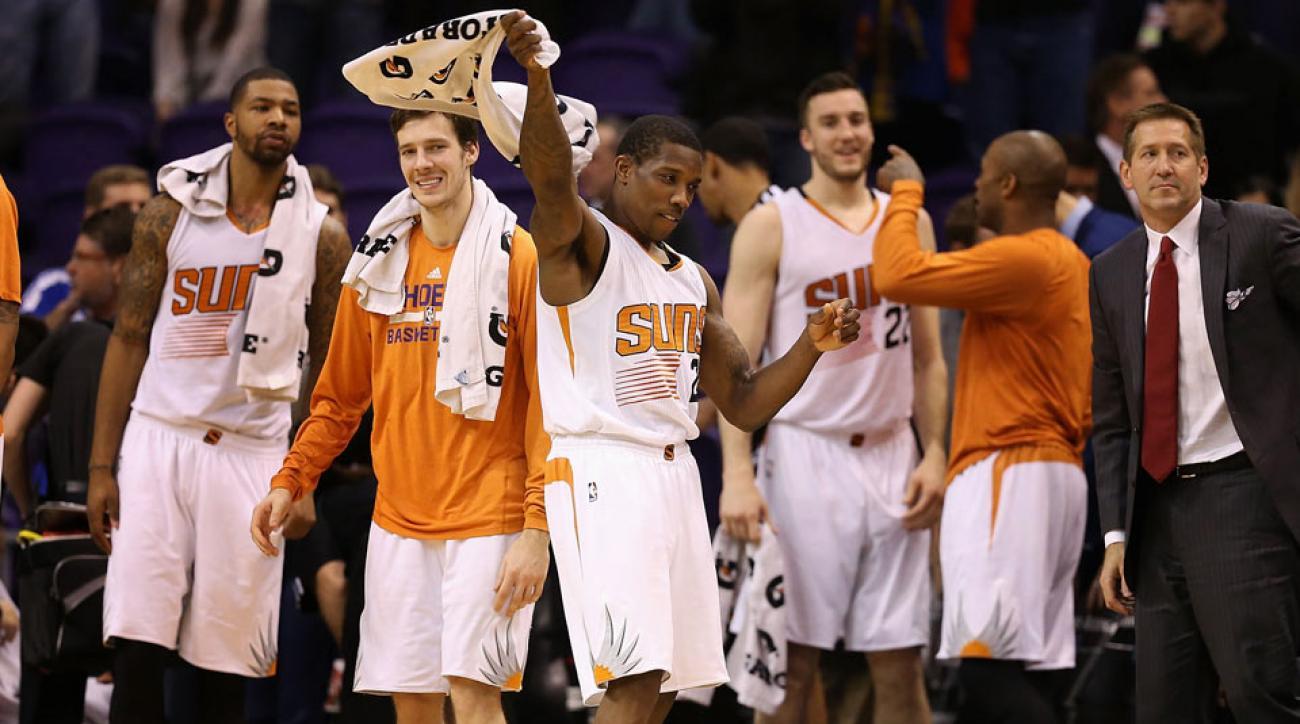 Suns' Eric Bledsoe