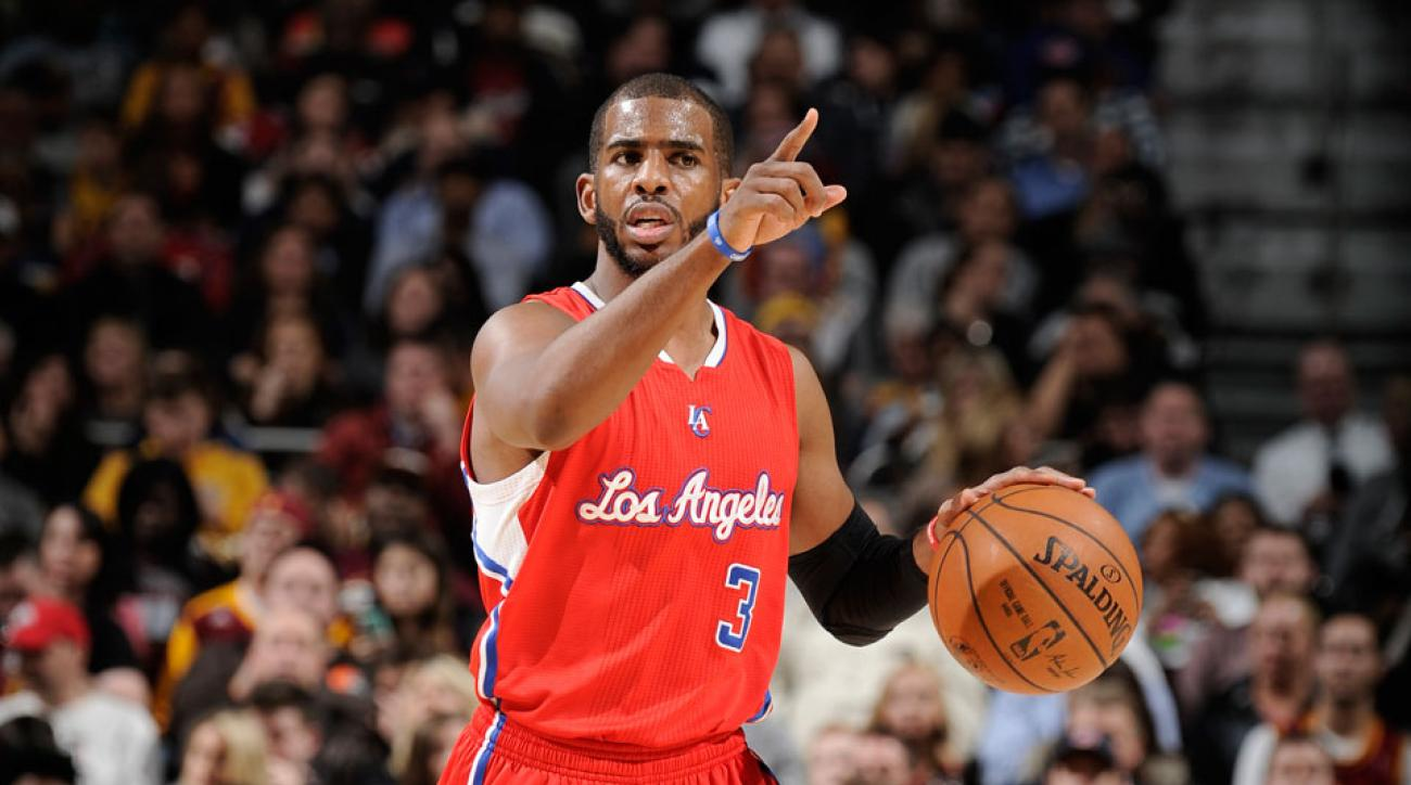 Los Angeles Clippers Chris Paul