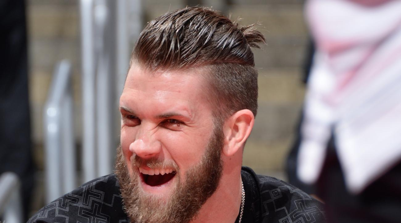 bryce harper clippers nets game