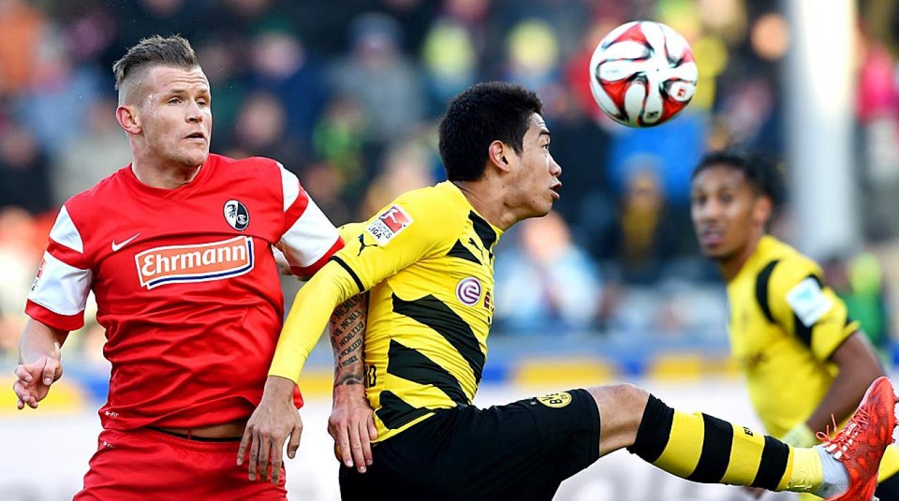 Dortmund vs. Freiburg