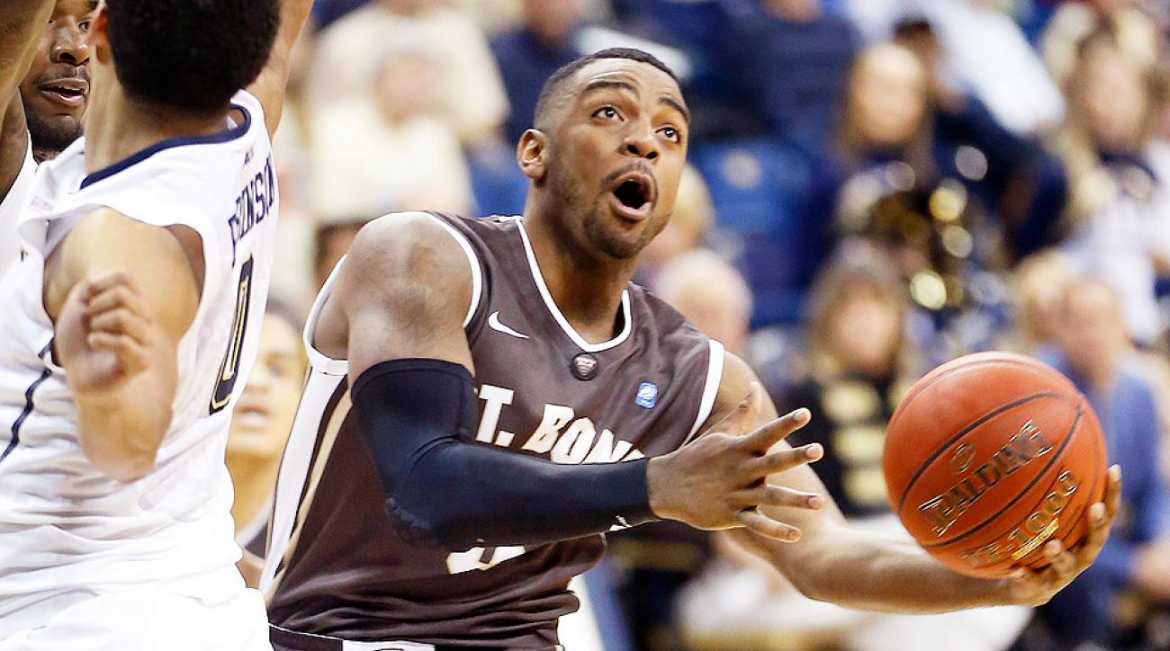 Marcus Posley hit a buzzer-beater to give St. Bonaventure the win over VCU.