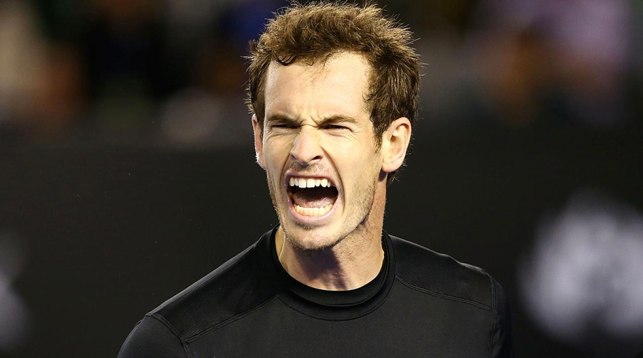 Andy Murray is the top seed at the ABN AMRO World Tennis Tournament