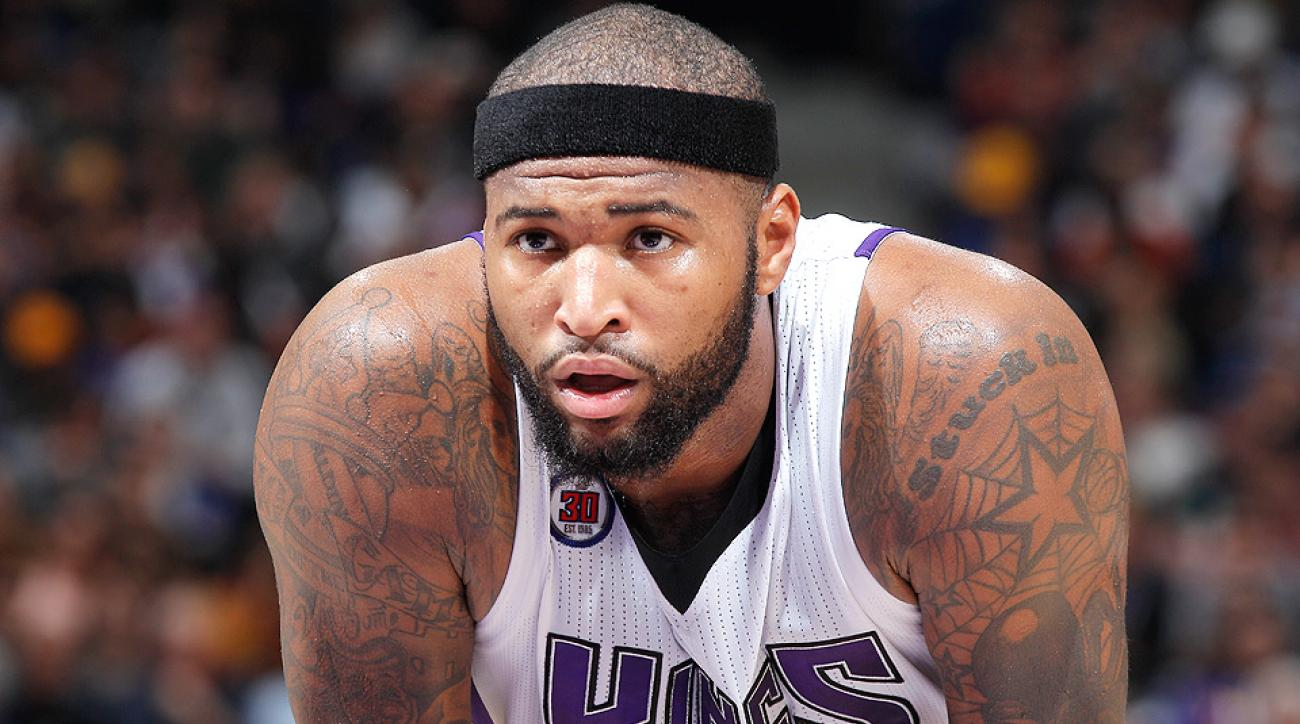 DeMarcus Cousins hit a game-winning jumper to defeat the Suns.