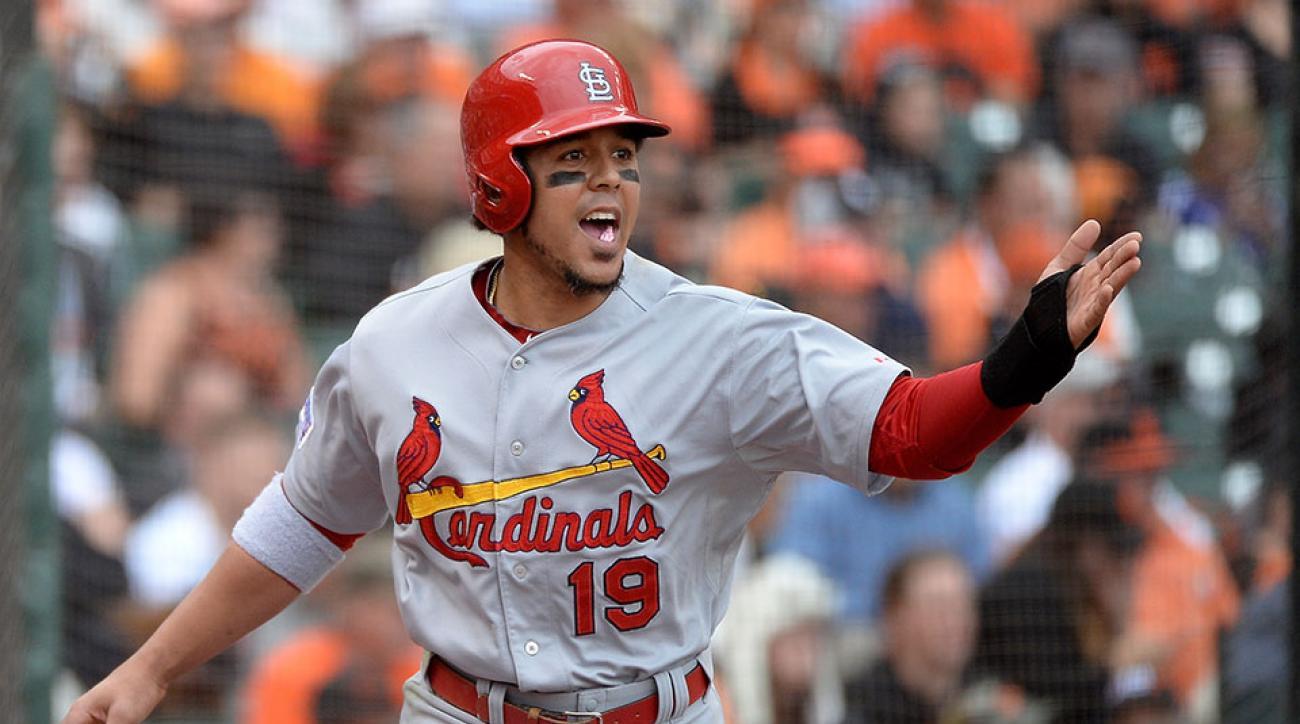 St. Louis Cardinals Jon Jay