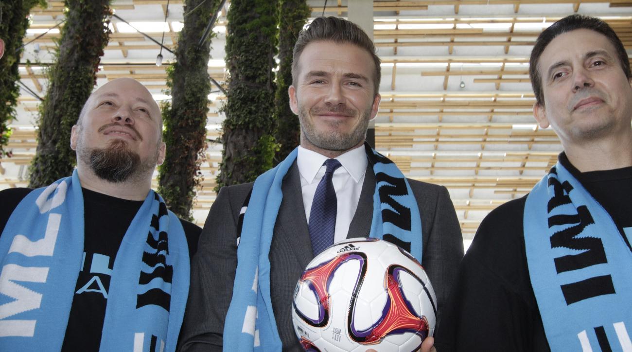 David Beckham Miami MLS delays frustrating