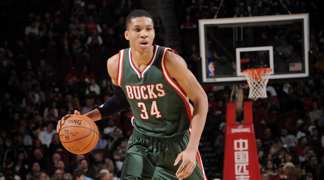 Giannis Antotkounmpo fantasy picks