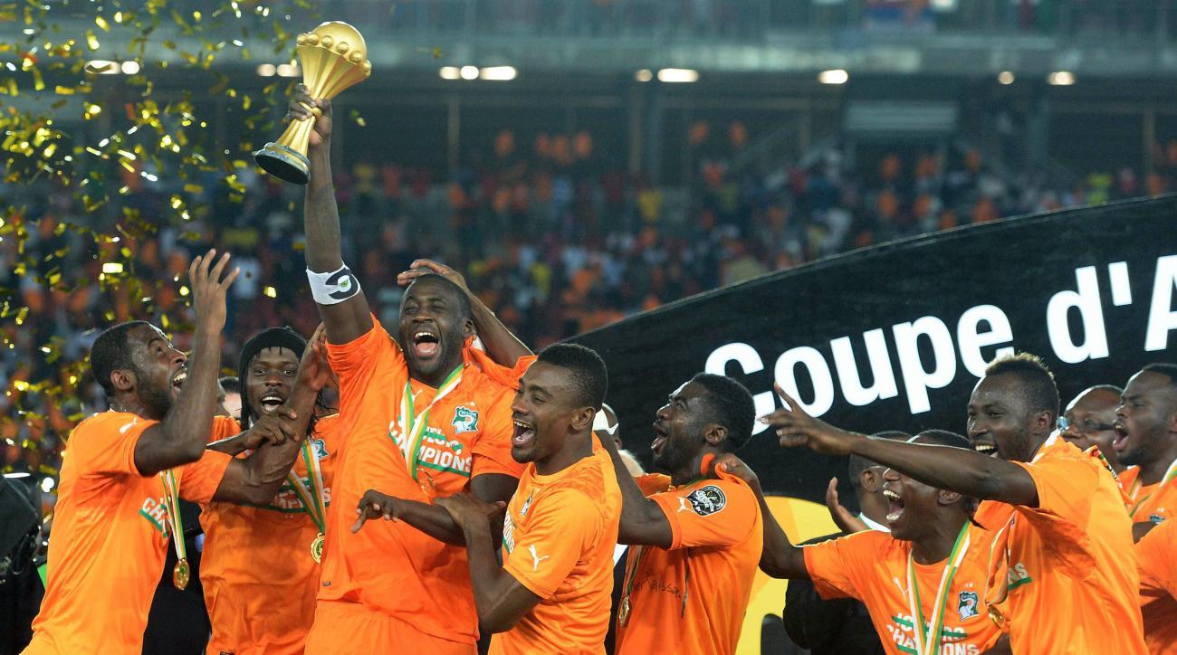 Ivory Coast Didier Drogba