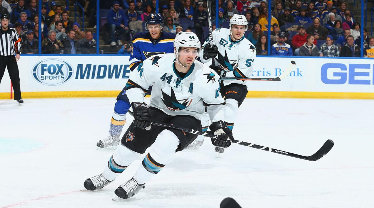 Sharks Marc-Edouard Vlasic injury