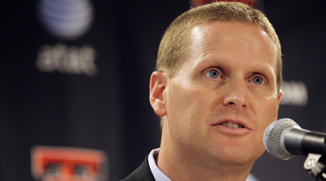 texas tech kirby hocutt college football playoff committee