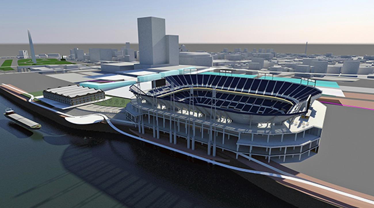 St. Louis going forward with new stadium plans