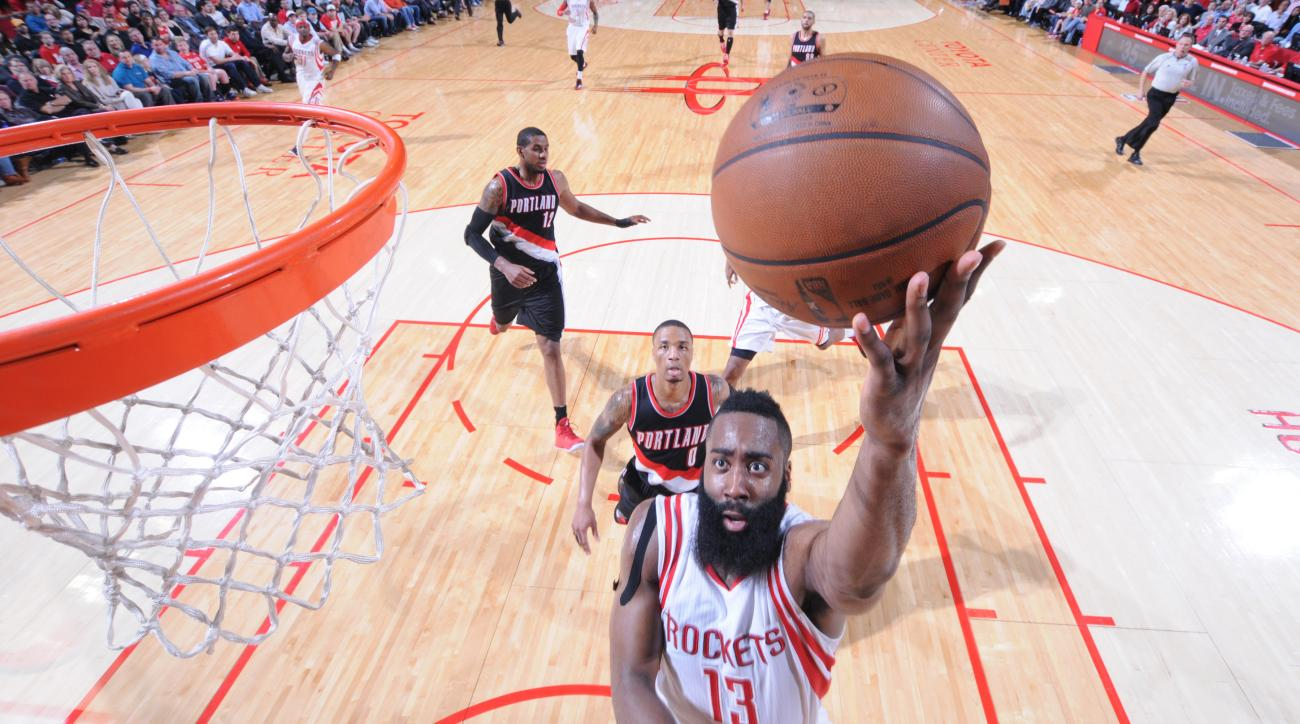James Harden fantasy basketball picks