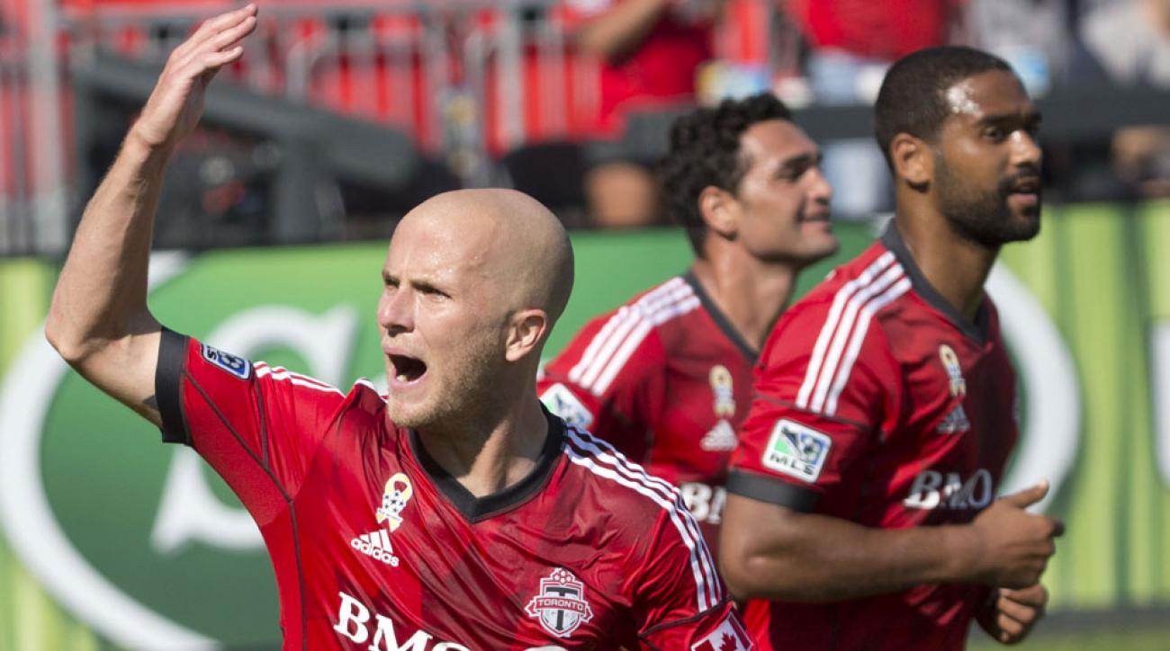 Toronto FC Michael Bradley