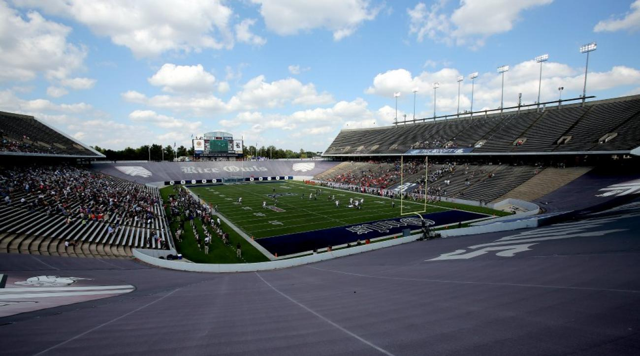 Rice University DE will forgo final year of eligibility for engineering job