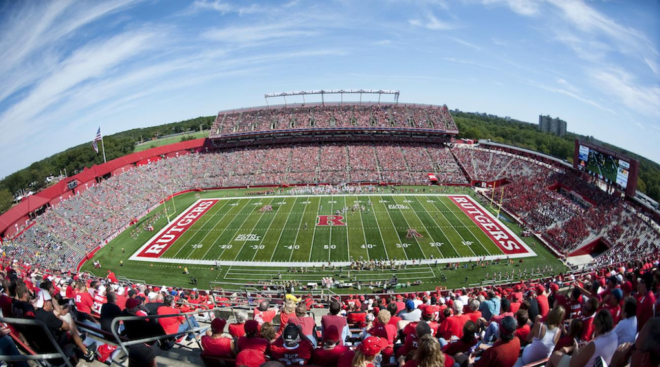 rutgers football high points solution stadium