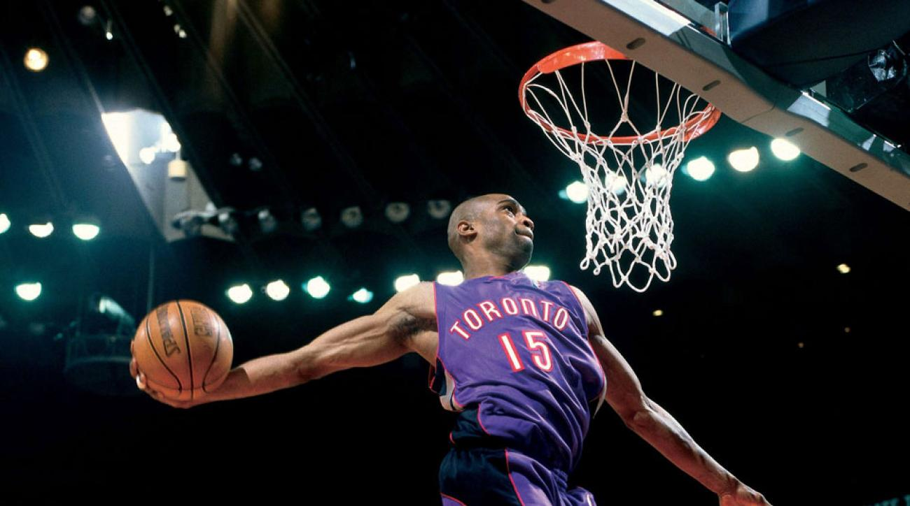 Vince Carter 2000 Slam Dunk contest