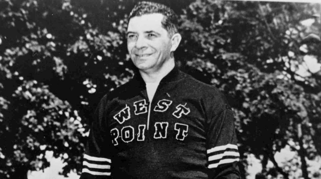 Vince Lombardi West Point sweater