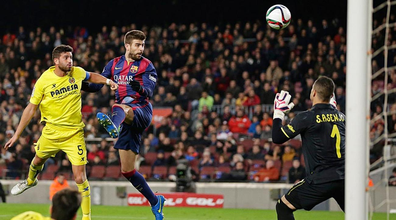 Barcelona Villarreal
