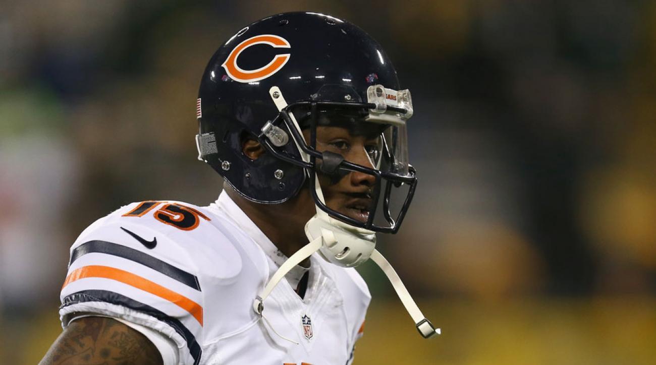Chicago Bears Brandon Marshall