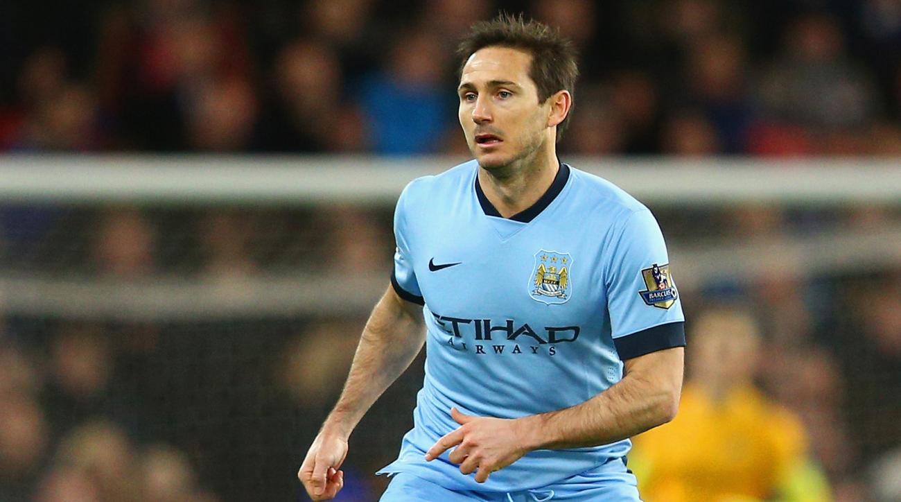 NYCFC Frank Lampard