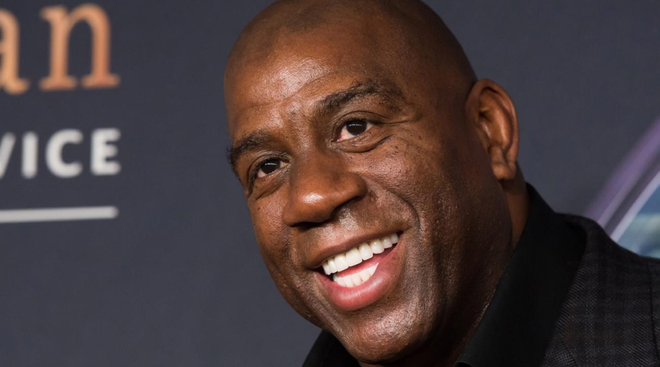 Magic Johnson interested in LA NFL team