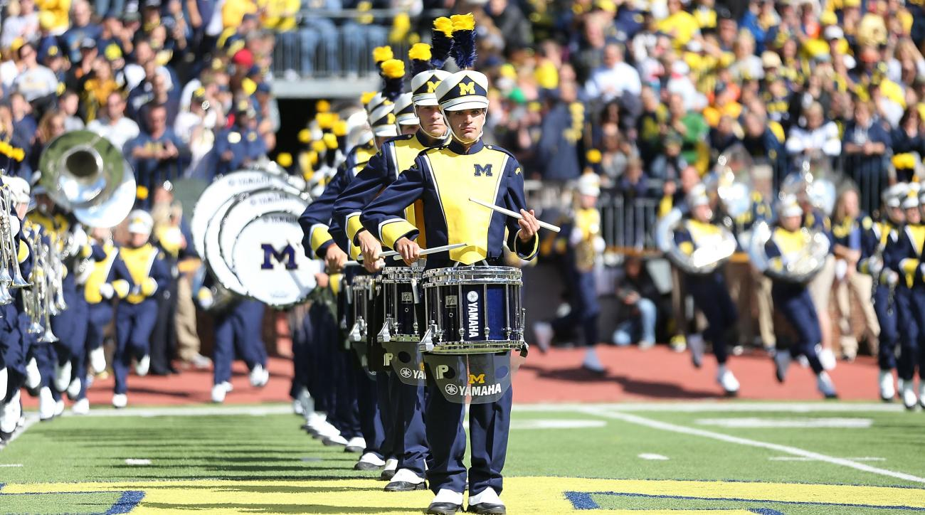 Michigan new fight song