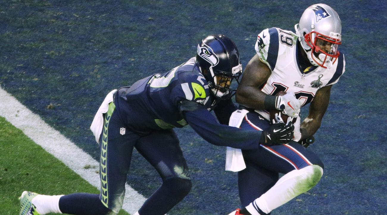 LaFell hoped coaches would let Seattle score