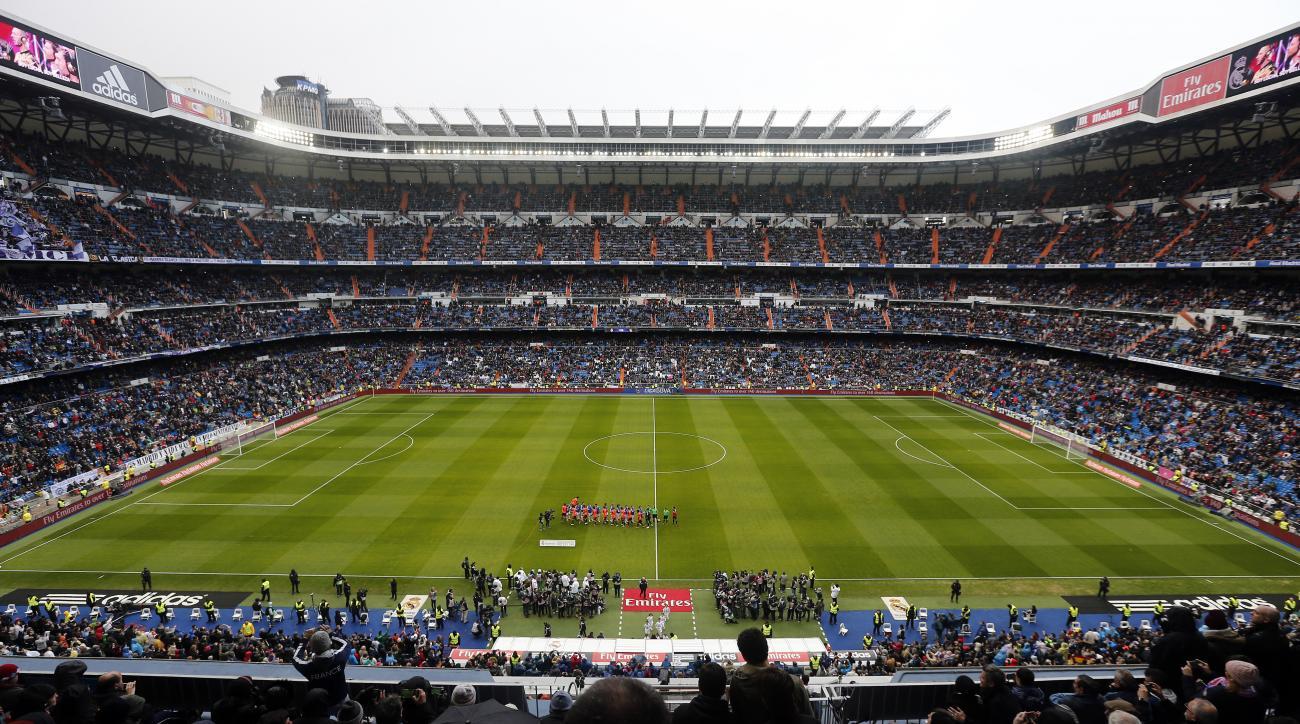 Real Madrid stadium renovation denied