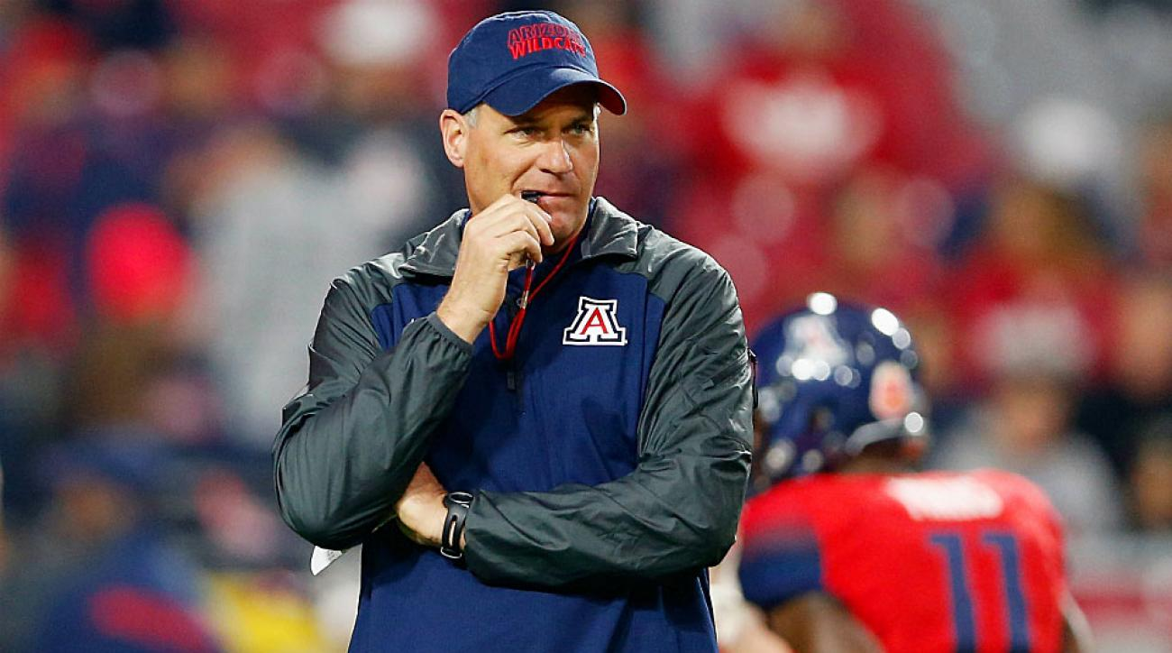 arizona rich rodriguez end of national signing day