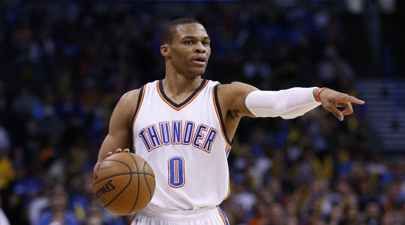Russell Westbrook fantasy basketball