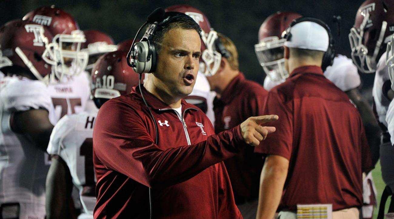 Temple Matt Rhule
