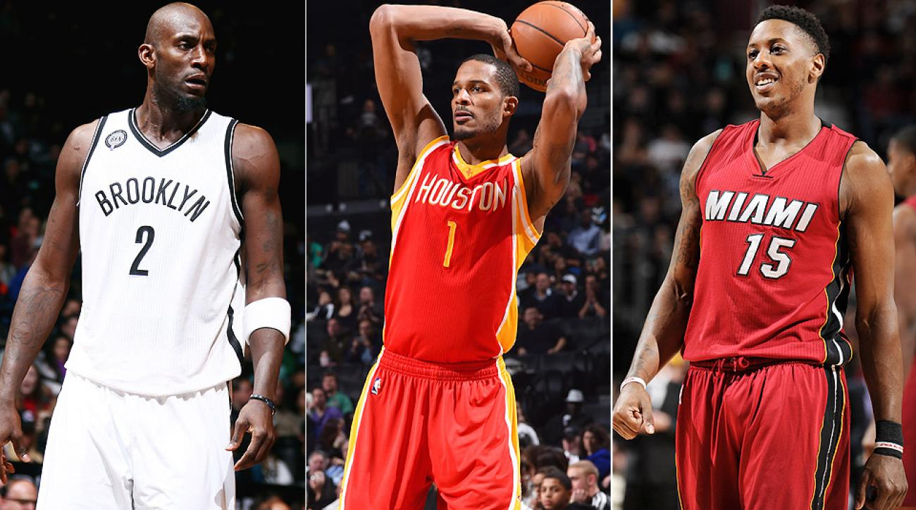Five players who could be traded by the NBA trade deadline.