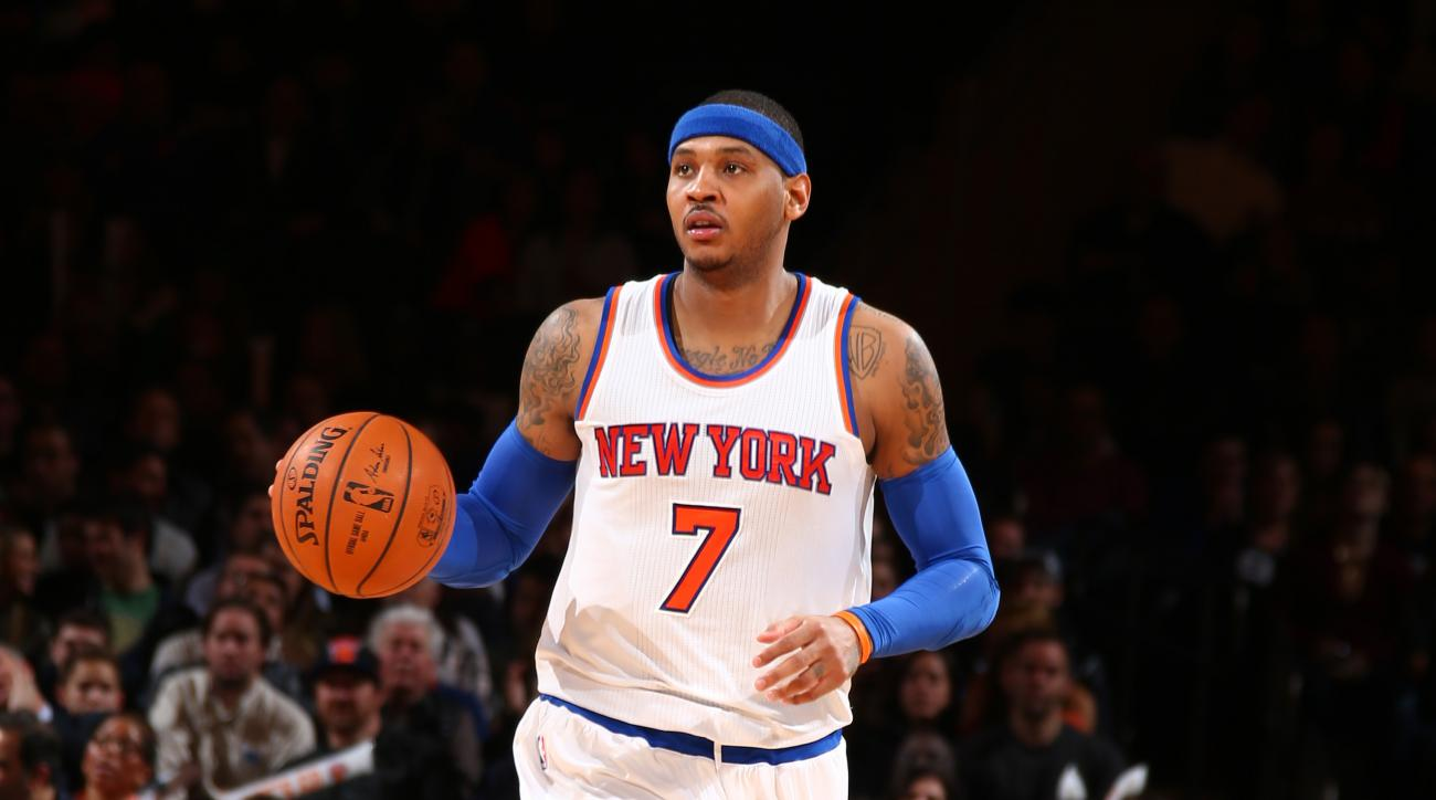 Carmelo Anthony All-Star Game