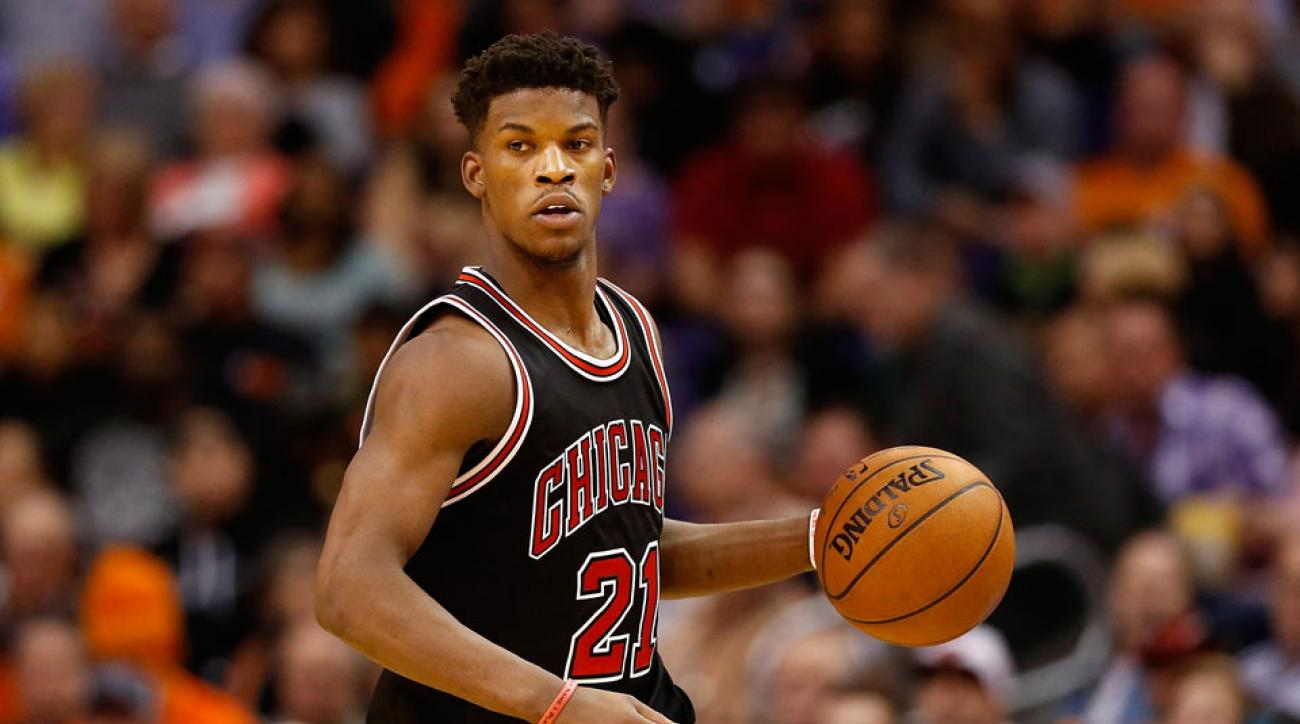 Chicago Bulls Jimmy Butler
