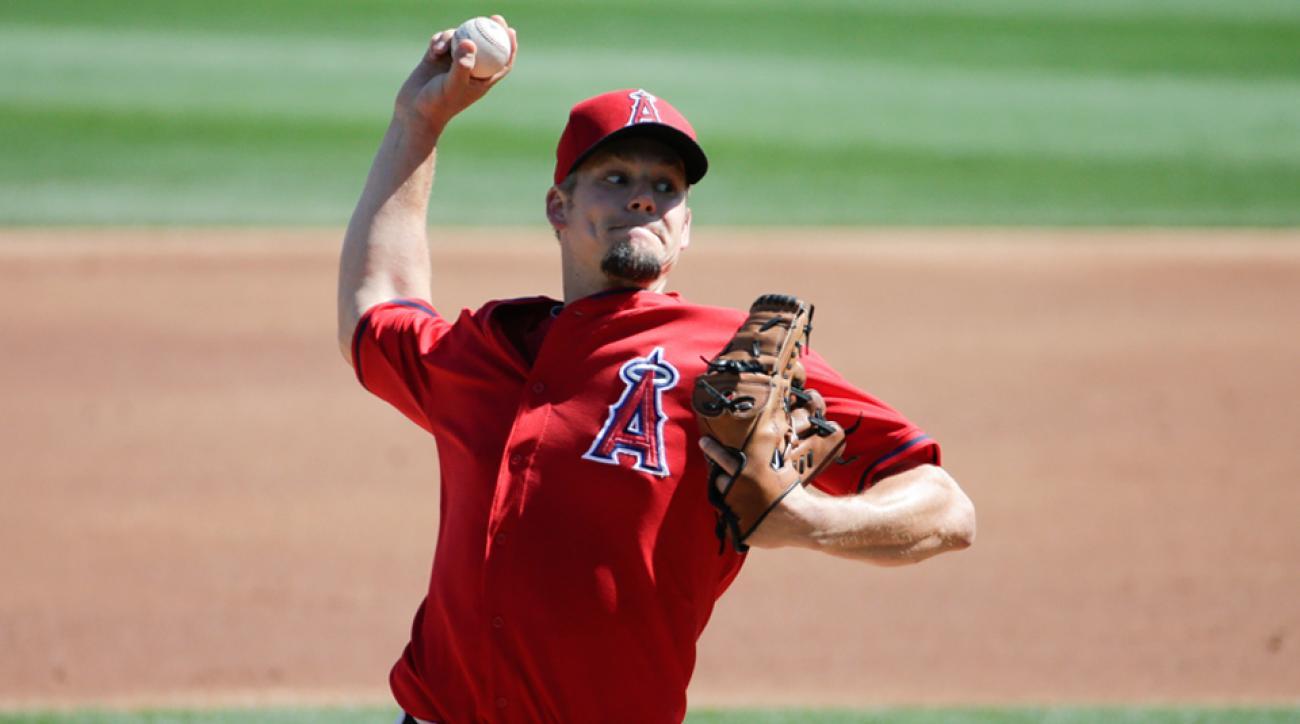 Joe Blanton pitcher Angels