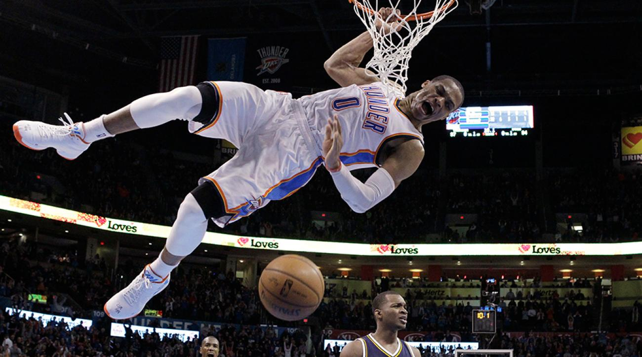 russell westbrook says why he hasn t entered dunk contest si com