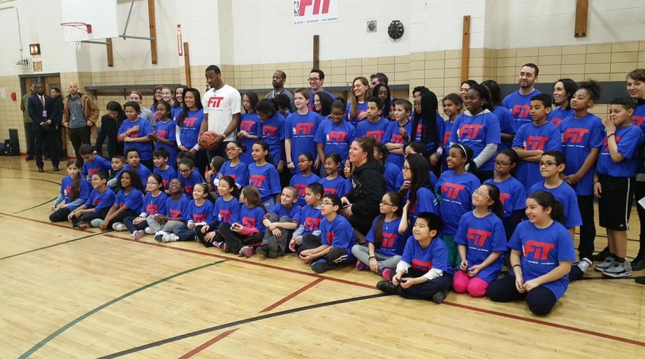 084fc1d23e849 Wizards  John Wall giving back during NBA All-Star Weekend