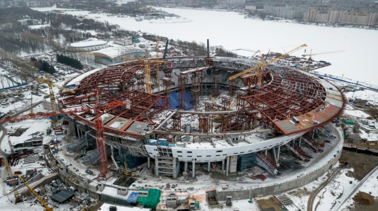 Russia needs help financing 2018 World Cup