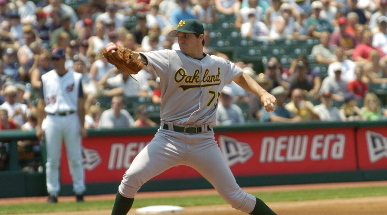 Barry Zito Oakland Athletics minor league deal