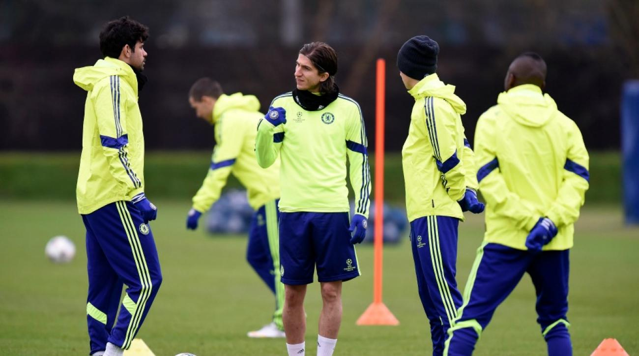 Chelsea takes on PSG in Champions League