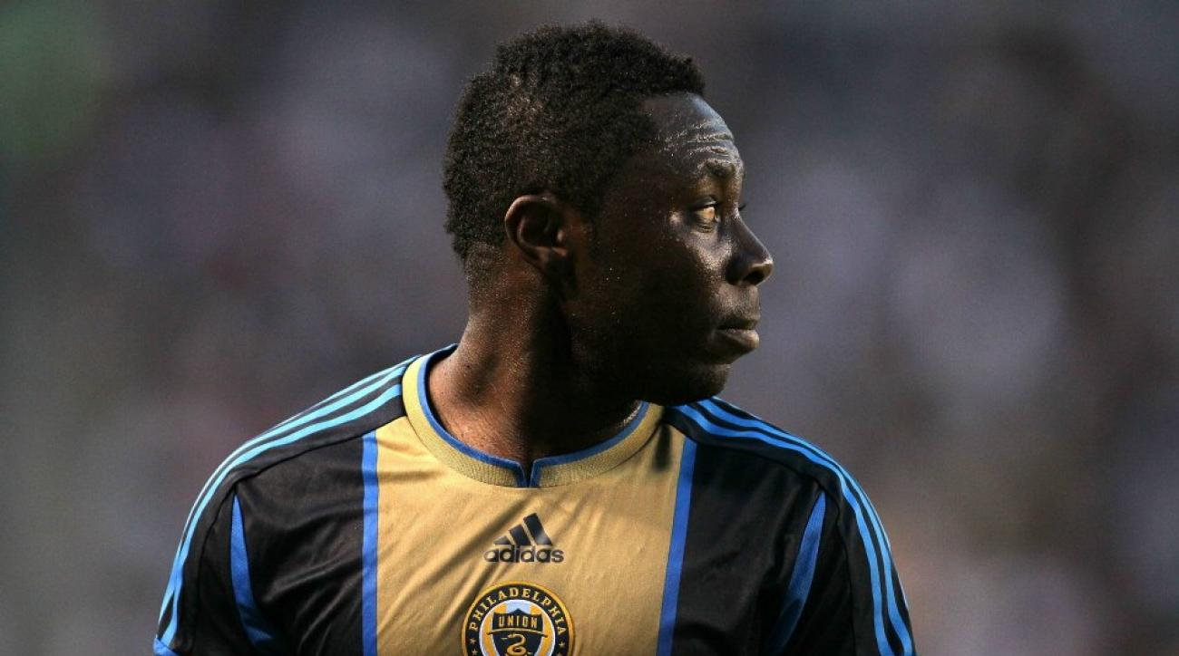 Freddy Adu is not a nightclub promoter