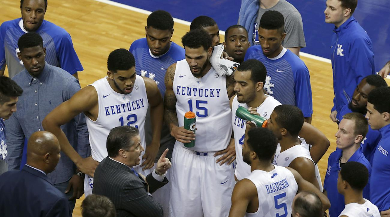 kentucky wildcats ap top 25 poll
