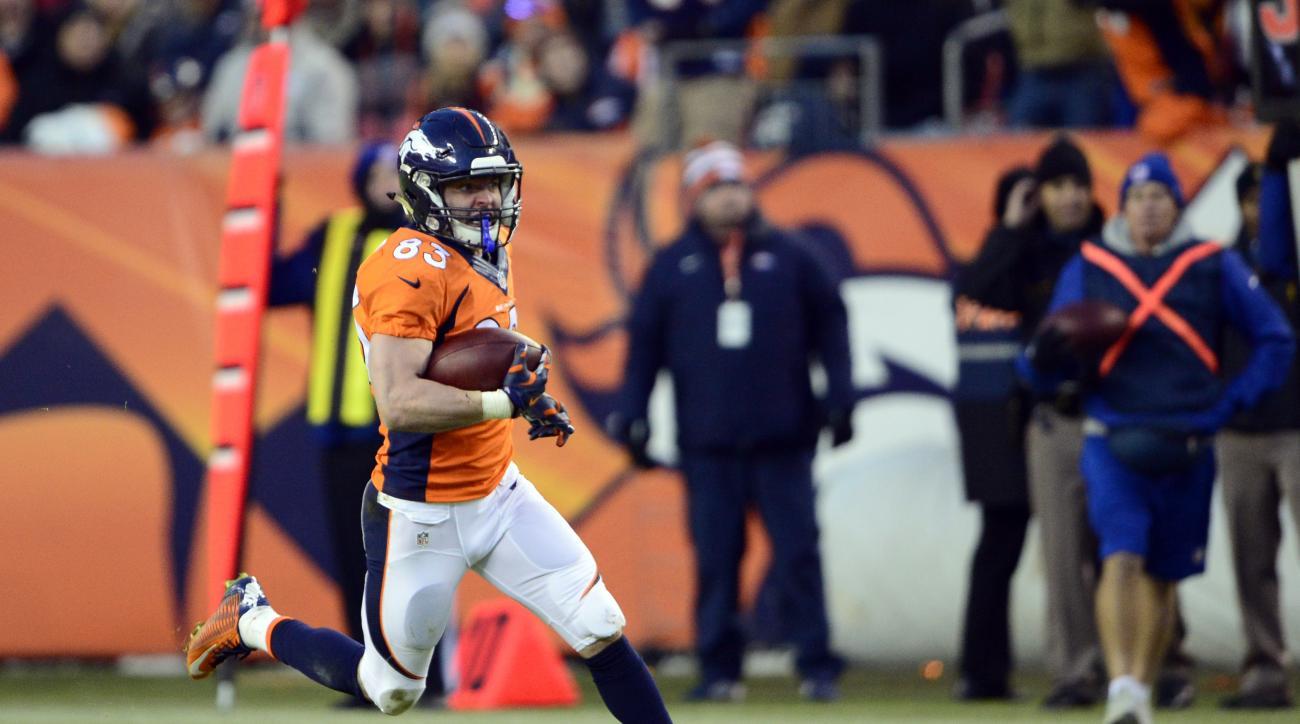 Wes Welker Denver Broncos not retiring