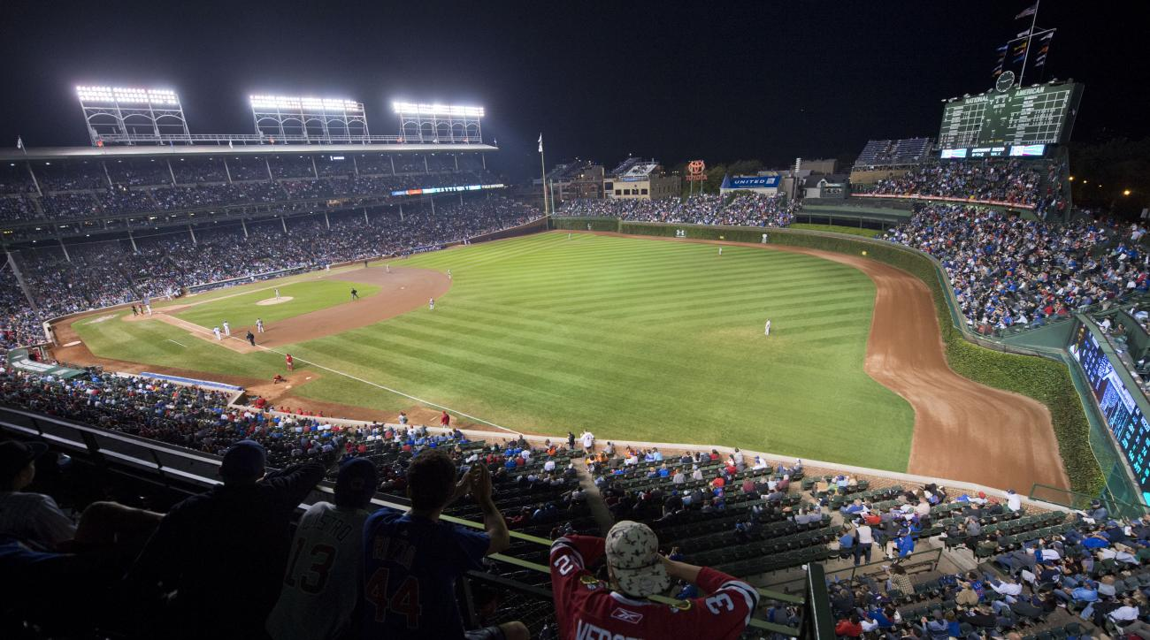 Cubs, Wrigley Field lawsuit