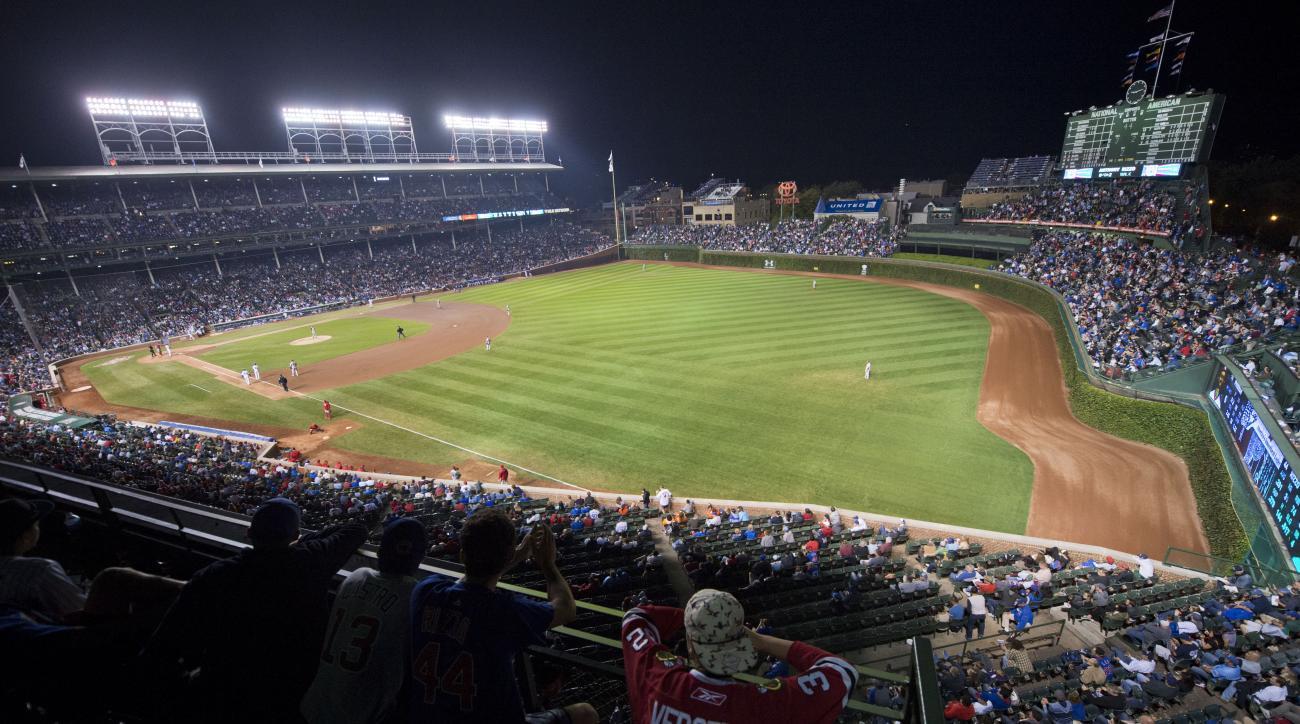 Cubs, Wrigley Field lawsuit